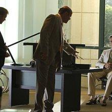 CSI Miami: David Caruso, Rex Linn e Joshua Cox in una scena dell'episodio Gli assassini della pineta, della decima stagione