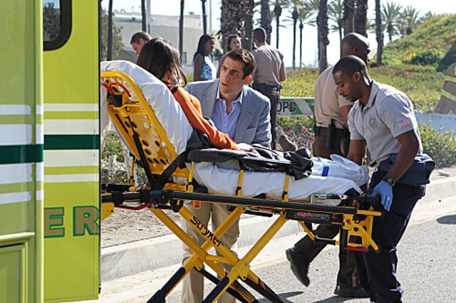 Csi Miami Jonathan Togo In Una Scena Dell Episodio Habeas Corpse Della Decima Stagione 262123