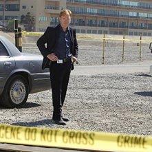 David Caruso in un momento dell'episodio Col passare del tempo della decima stagione di CSI Miami