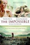 The Impossible: la locandina italiana del film