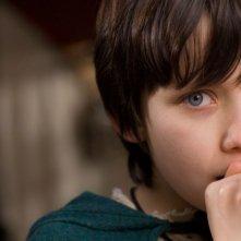 Merlin: Asa Butterfield in una scena dell'episodio L'incubo ha inizio, della seconda stagione