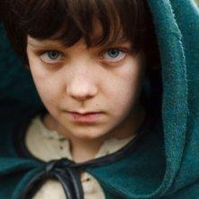 Merlin: Asa Butterfield in una scena dell'episodio La rianimazione della strega, della seconda stagione