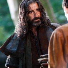 Merlin: John Lynch in una scena dell'episodio L'ultimo signore dei draghi, della seconda stagione
