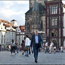 Geoffrey Rush a passeggio nella Mitteleuropa de La migliore offerta di Giuseppe Tornatore