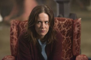 American Horror Story, Asylum - Lana (Sarah Paulson) nell'episodio The Name Game