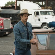 Justified: Timothy Olyphant nell'episodio Hole in the Wall