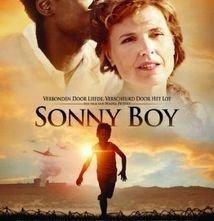 Sonny Boy - Il dono del silenzio: la locandina del film
