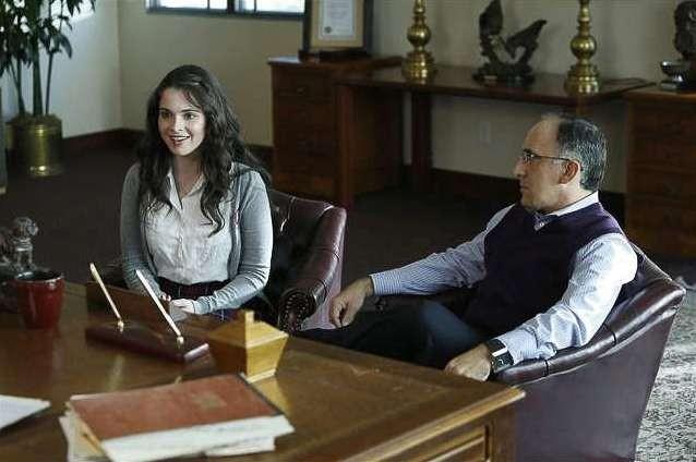 Switched At Birth Bob Glouberman E Vanessa Marano Nell Episodio The Door To Freedom Della Seconda St 262456
