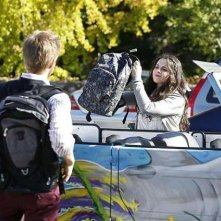 Switched at Birth; Lucas Grabeel e Vanessa Marano nell'episodio The Door to Freedom, della seconda stagione