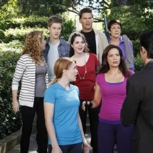 Switched at Birth; un'immagine dell'episodio The Door to Freedom, della seconda stagione