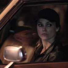 The Americans: Keri Russell durante una scena del primo episodio della serie