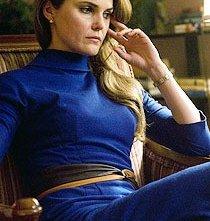 The Americans: Keri Russell in una scena del primo episodio della serie
