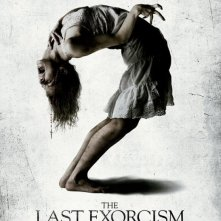 The Last Exorcism 2: la locandina del film