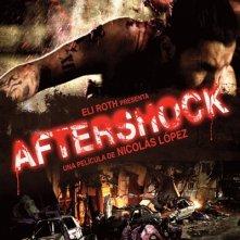 Aftershock: la locandina del film