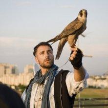 Ultimo - l'occhio del falco - Raoul Bova in una scena del film TV in onda su Canale 5