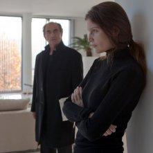 Laetitia Casta e Richard Bohringer in Une histoire d'amour