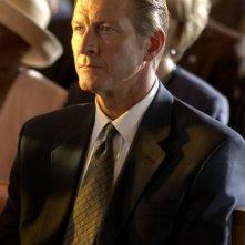Tradimento fatale: Brett Cullen interpreta David Harris, marito fedifrago che fu ucciso da sua moglie nel 2002, in una cittadina del Texas.