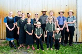 La mia vita con gli Amish: I giovani protagonisti del docureality