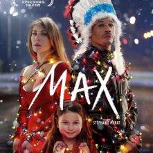 Max: la locandina del film