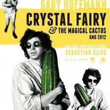 Crystal Fairy: la locandina del film