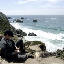 Big Sur: Jean-Michael Barr in una scena del film