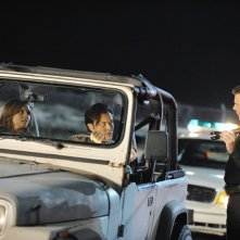 The Lying Game: Blair Redford e Alexandra Chando in un momento dell'episodio Dead Man Talking