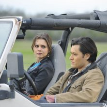 The Lying Game: Blair Redford e Alexandra Chando nell'episodio Reservation For Two