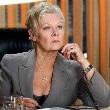 007 - Skyfall: Dame Judi Dench in una scena del film