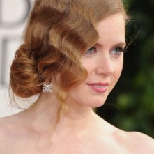 Amy Adams sul red carpet dei Golden Globes 2013