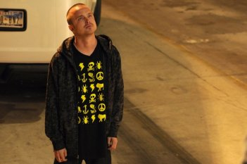 Breaking Bad: Aaron Paul nell'episodio Fifty-One