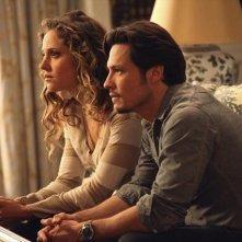 Revenge: Margarita Levieva e Nick Wechsler nell'episodio Collusion della seconda stagione della serie