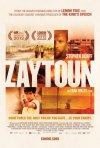 Zaytoun: la locandina del film