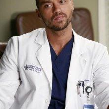 Grey's Anatomy: Jesse Williams nell'episodio Run, Baby, Run, della nona stagione