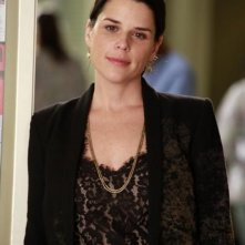 Grey's Anatomy: Neve Campbell nell'episodio Run, Baby, Run, della nona stagione