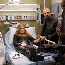 Grey's Anatomy: Tina Majorino in una scena dell'episodio Thigns We Said Today, della nona stagione