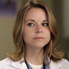 Grey's Anatomy: Tina Majorino nell'episodio Beautiful Doom, della nona stagione