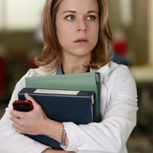 Grey's Anatomy: Tina Majorino nell'episodio Love Turns You Upside Down, della nona stagione