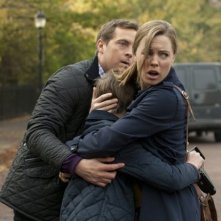 Hunted: Melissa George con Stephen Campbell Moore e Oscar Kennedy