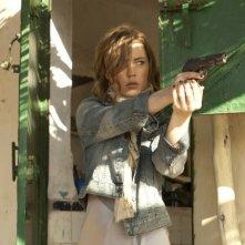 Hunted: Melissa George in una immagine della serie televisiva