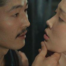 I due amanti de L'impero dei sensi, film scandalo di Nagisa Oshima