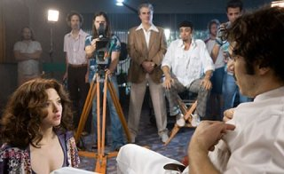 Amanda Seyfried si prepara a girare una scena hot con Adam Brody in Lovelace