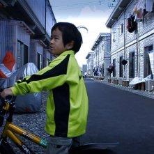Fukushame, di Alessandro Tesei: un bimbo in un'area contaminata