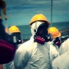 Un'immagine del documentario Fukushame, di Alessandro Tesei