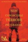 La casa: teaser poster italiano