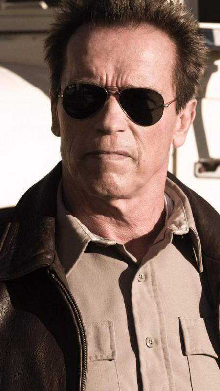 The Last Stand L Ultima Sfida Arnold Schwarzenegger Nei Panni Dello Sceriffo Ray Owens In Una Scena  263450