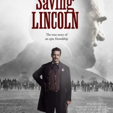 Saving Lincoln: la locandina del film