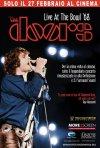 The Doors: Live at the Bowl '68 - la locandina italiana