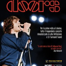 The Doors: Live at the Bowl '68 - la locandina italiana