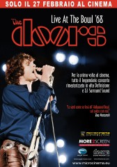 The Doors: Live at the Bowl '68 in streaming & download