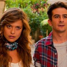 Francesco Mandelli con Valeria Bilello in Pazze di me